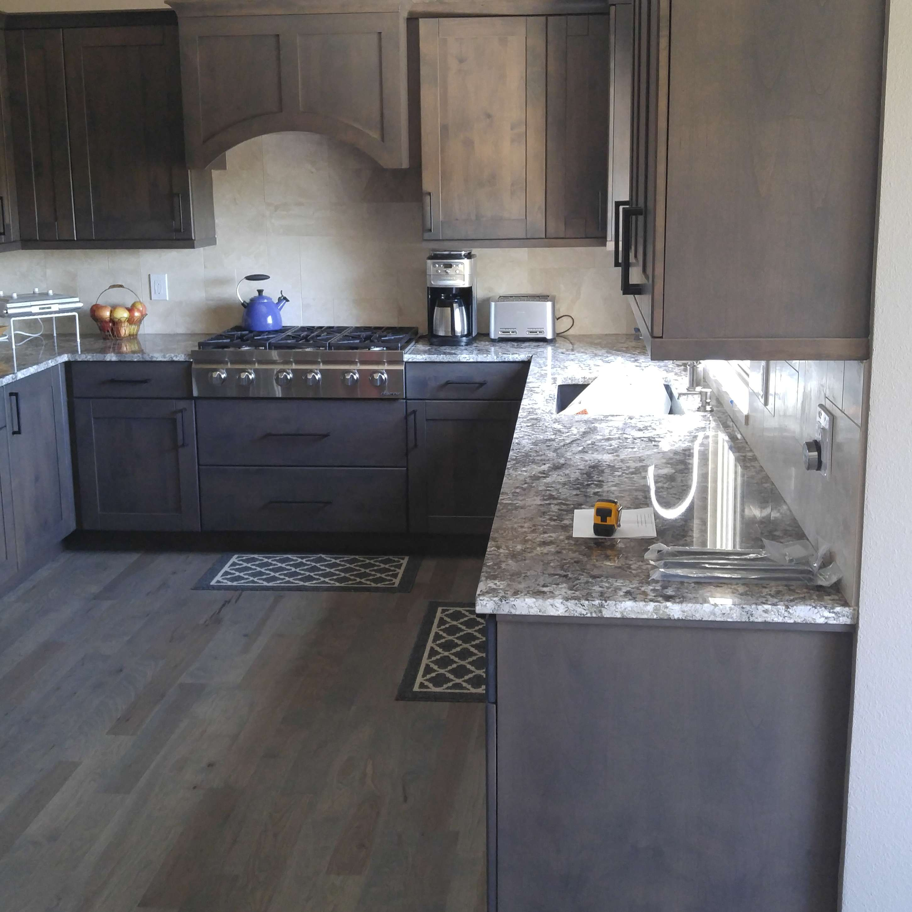 Kitchen & Bathroom Remodels